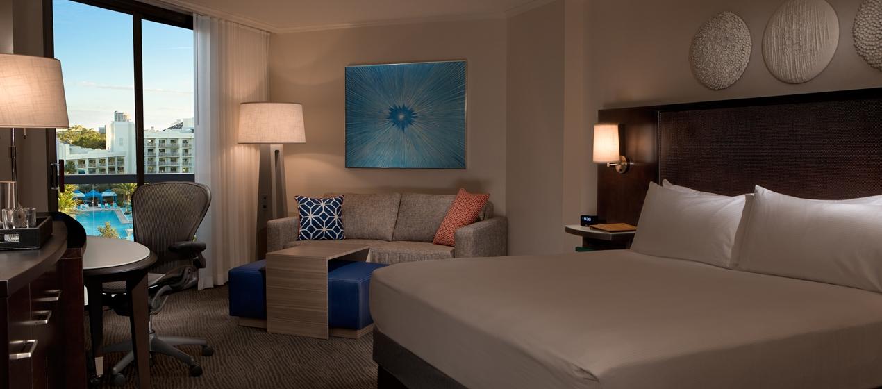 Hilton Beuna Vista Palace Room 2