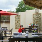 Hilton Orlando Lake Buena Vista dinnin