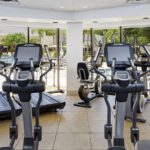 Hilton Orlando Lake Buena Vista gym