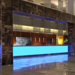 Hilton Orlando Lake Buena Vista lobby