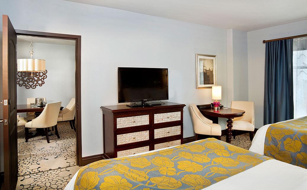 wyndham 1 bed suite